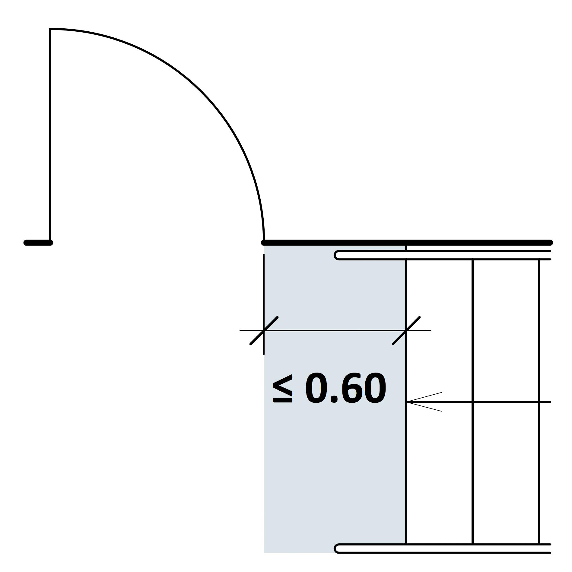 T r vor treppe einfache heimidee for Geschlossener schuhschrank
