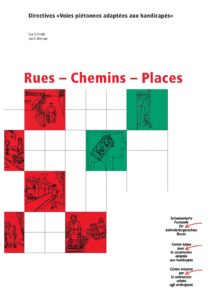 image page une rues chemins places