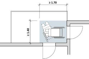 Balkone Und Terrassen In Wohnbauten Hindernisfreie Architektur