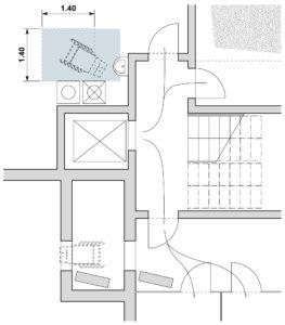 Nebenräume Wohnung