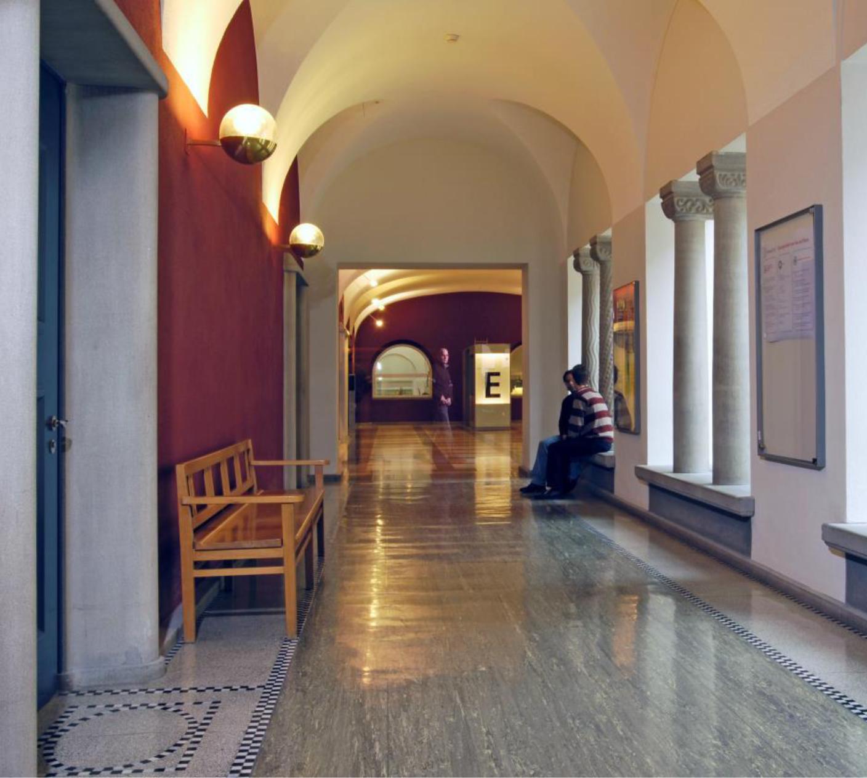 Wandelhalle Uni Rämistrasse