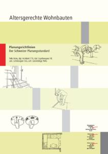 Planungsrichtlinien Altersgerechte Wohnbauten, Titelblatt